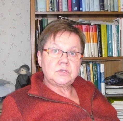 Maria Heimovala
